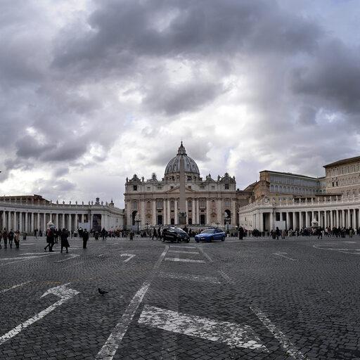 Один день в Риме