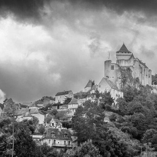 Замки и городки маленькой Франции