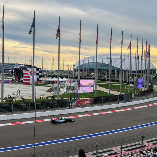 Grand Prix Russia 2018. Сочи