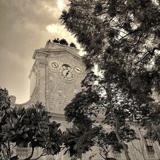 Дворец великого магистра Мальтийского ордена (ордена госпитальеров или ионитов)