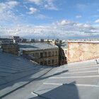 Две Питерские крыши.