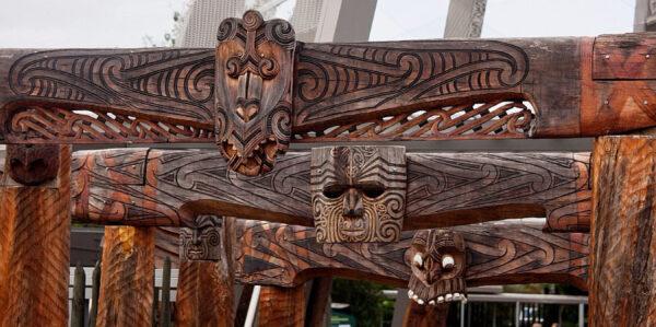 Маски Новой Зеландии