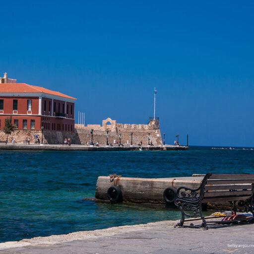 Критиниада 2010. Ханья — кусочек Венеции на Крите.