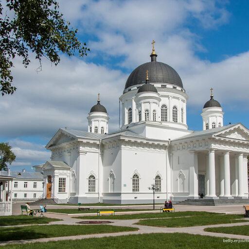 Нижний Новгород, обаяние купеческой столицы. Храмоворот.
