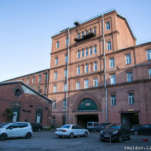 Завод Красный Треугольник, Санкт-Петербург