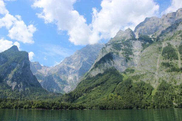 Южная Германия— dreamland гор, озер ипрекрасных дорог