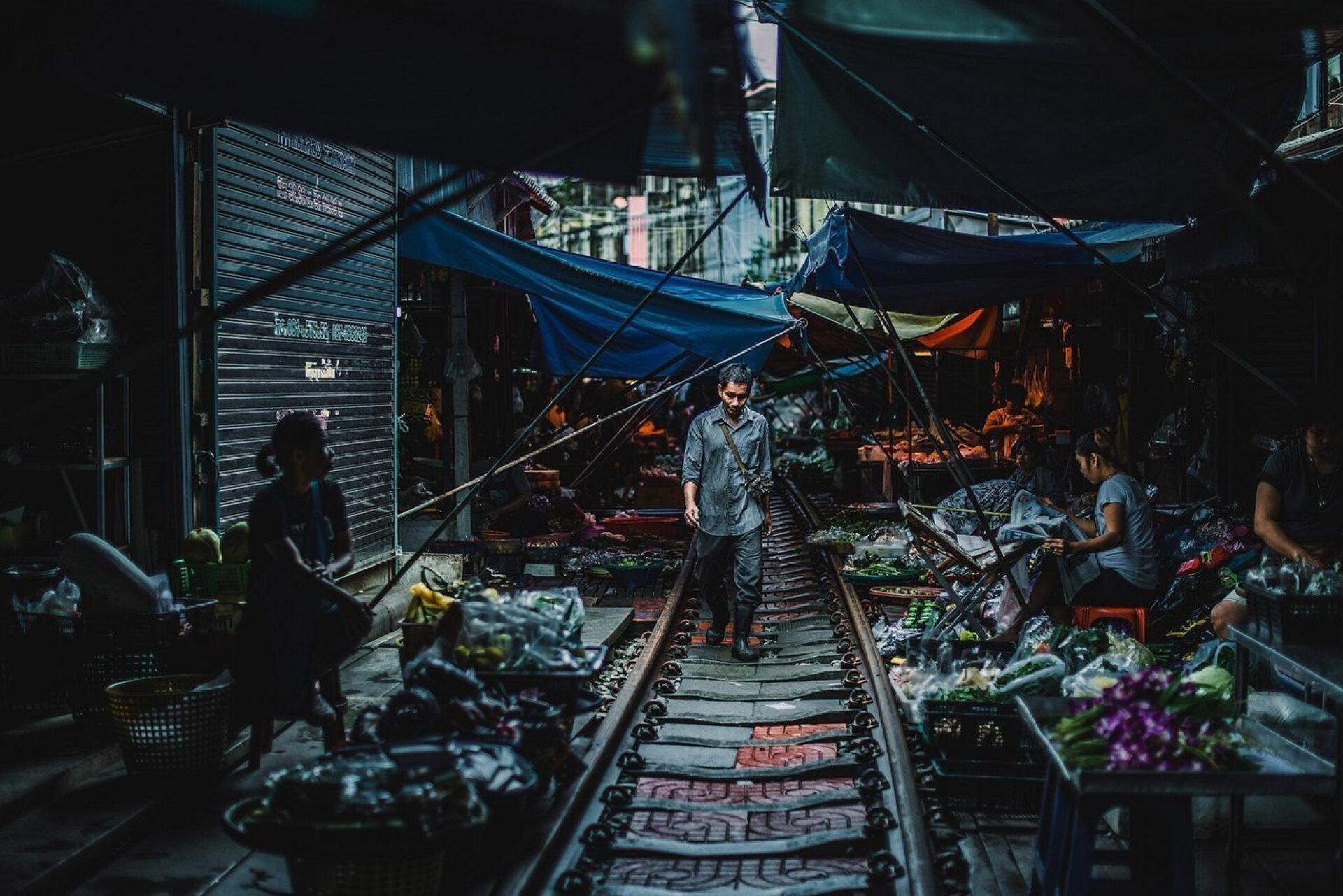 Бангкок. Город ангелов, город контрастов.