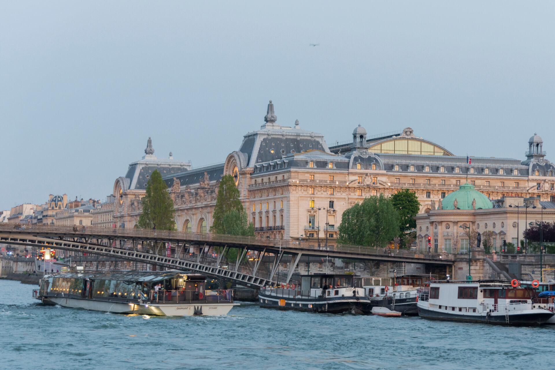 Париж запару дней допожара вНотр Даме. Часть 1.