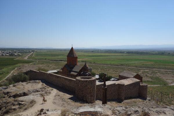 Армения. 1400км наавто. Часть 6. Арарат