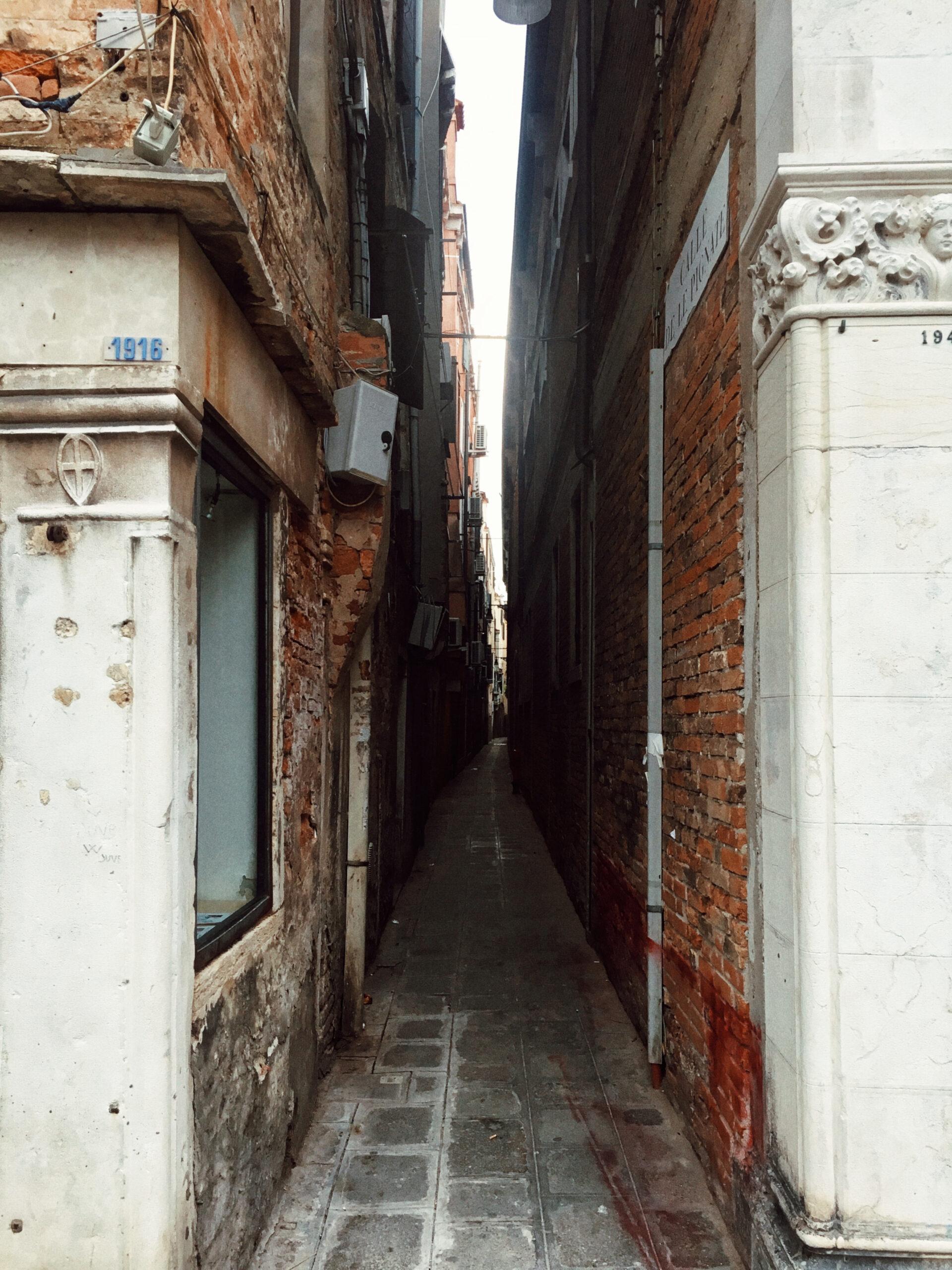 Город сказка, город мечта VENEZIA