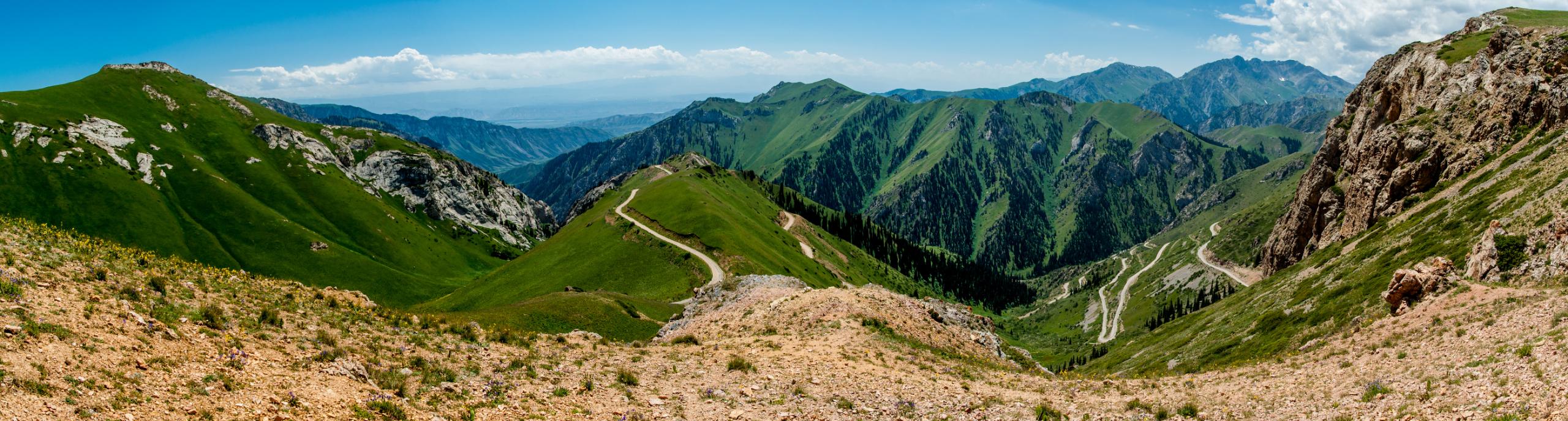 Перевал Молдо-Ашуу