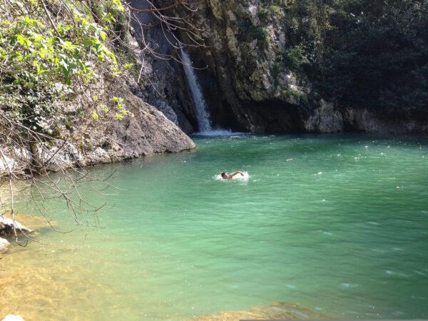 Сочи, Абхазия или Открываем купальный сезон вконце Марта.