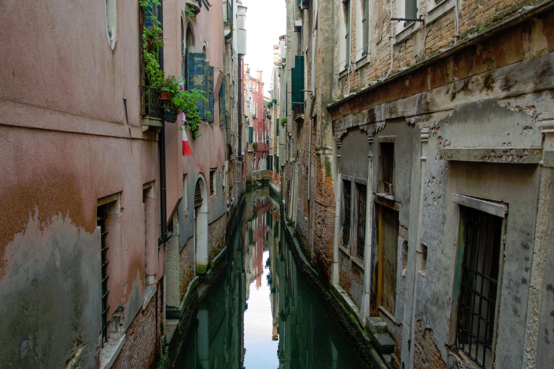 Венеция навыхи. Окончание.