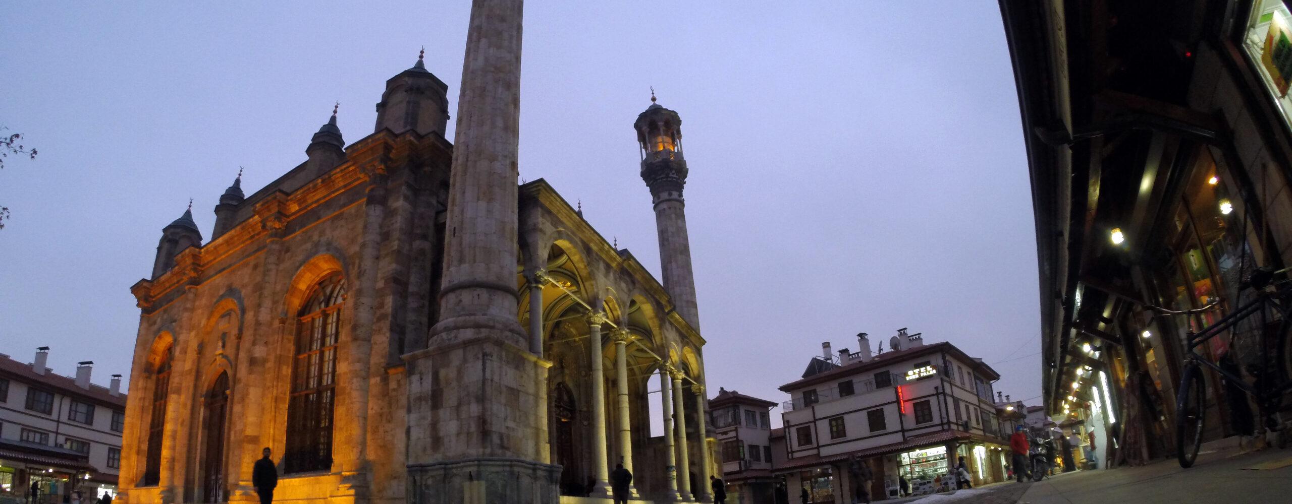 Конья, самый религиозный город Турции