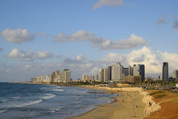Пешком поТель-Авиву.Часть 2.
